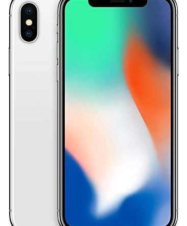 Simple Mobile Prepaid – Apple iPhone X (64GB)...