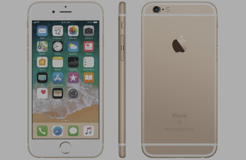 Apple iPhone 6S, 16GB, Gold – For AT&T /...